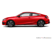 2018 Honda Civic Coupe EX-T | Photo 1 | Rallye Red