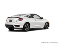 2018 Honda Civic Coupe EX-T | Photo 2 | White Orchid Pearl