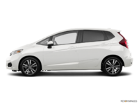 2018 Honda Fit EX-L NAVI | Photo 1 | White Orchid Pearl