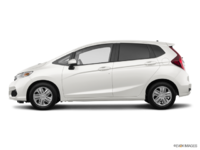 2018 Honda Fit LX | Photo 1 | White Orchid Pearl