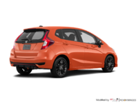 2018 Honda Fit SPORT SENSING | Photo 2 | Orange Fury