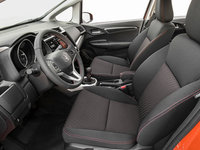 2018 Honda Fit SPORT | Photo 1 | Sport Black Fabric