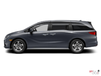 2018 Honda Odyssey EX-L RES | Photo 1 | Modern Steel Metallic