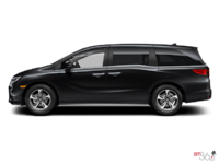 2018 Honda Odyssey EX-L RES | Photo 1 | Crystal Black Pearl