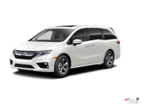 2018 Honda Odyssey EX | Photo 3 | White Diamond Pearl