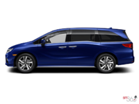 2018 Honda Odyssey TOURING | Photo 1 | Obsidian Blue Pearl