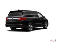 2018 Honda Odyssey TOURING | Photo 2 | Crystal Black Pearl
