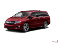 2018 Honda Odyssey TOURING | Photo 3 | Deep Scarlet Pearl
