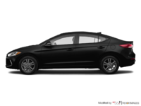 2018 Hyundai Elantra GL SE | Photo 1 | Space Black