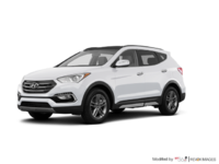 2018 Hyundai Santa Fe Sport 2.0T LIMITED | Photo 3 | Frost White Pearl