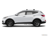 2018 Hyundai Santa Fe Sport 2.0T ULTIMATE | Photo 1 | Frost White Pearl