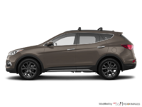 2018 Hyundai Santa Fe Sport 2.0T ULTIMATE | Photo 1 | Platinum Graphite