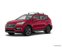 2018 Hyundai Santa Fe Sport 2.0T ULTIMATE | Photo 3 | Serrano Red
