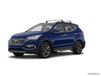 2018 Hyundai Santa Fe Sport 2.0T ULTIMATE | Photo 3 | Nightfall Blue