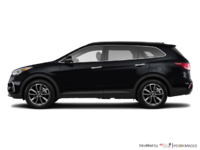 2018 Hyundai Santa Fe XL LUXURY | Photo 1 | Becketts Black