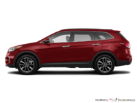 2018 Hyundai Santa Fe XL LUXURY | Photo 1 | Regal Red Pearl