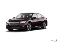 2016 Honda Civic Sedan EX-T