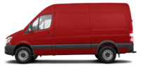 Sprinter FOURGON 2500