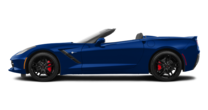 2017 Chevrolet Corvette Convertible Stingray