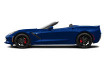 Chevrolet Corvette-cabriolet-stingray