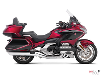 Honda Gold Wing Tour DCT Airbag  2018