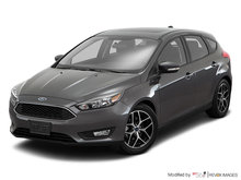 2017 Ford Focus Hatchback SEL | Photo 6