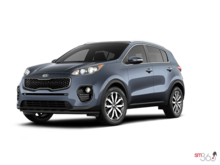 2017 Kia Sportage EX Tech w/Black