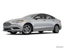 2018 Ford Fusion S | Photo 23