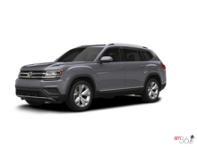 Volkswagen Atlas Trendline 3.6L 8sp at w/Tip 4MOTION 2018