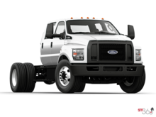 2017 Ford Super Duty F-750 Straight Frame