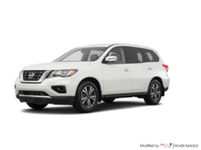 2017 Nissan Pathfinder S V6 4x4 at