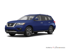 2017 Nissan Pathfinder SL V6 4x4 at