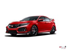 2018 Honda Civic Hatchback CIVIC TYPE R