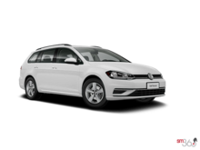 2018 Volkswagen GOLF SPORTWAGEN Trendline 4Motion 6spd Manual