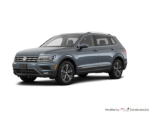 2018 Volkswagen Tiguan Highline 4Motion w/ R-Line, 3rd Row, Driver Assist