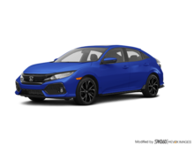 2019 Honda Civic Hatchback SPORT MT