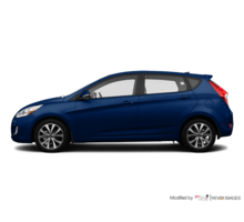 2017 Hyundai Accent 5 Doors