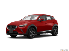 Mazda CX-3 GT AWD at 2017