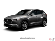 Mazda CX-5 GS AWD at 2017