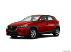 Mazda CX-3 50th Anniversary AWD at 2018