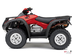 2017 Honda TRX680 RINCON AT IRS