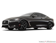 2017 INFINITI Q60 Coupe RED SPORT