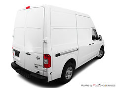 2017 Nissan NV Cargo 3500 S
