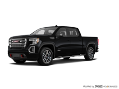 2019 GMC Sierra 1500 AT4  - Leather Seats - $393.64 B/W