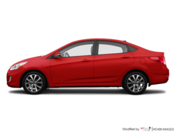 Hyundai Accent Berline  2015