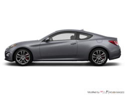 Genesis Coupe  2015