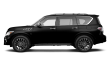 INFINITI QX80 8 PLACES 2017