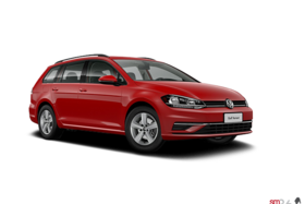 2018 Volkswagen Golf Sportwagen 1.8T Highline DSG 6sp at w/Tip 4MOTION