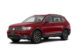 2018 Volkswagen Tiguan COMFORTLINE 4MOTION *LTD AVAIL*