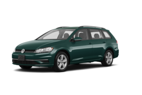 2019 Volkswagen GOLF SPORTWAGEN HIGHLINE MANUAL 4MOTION